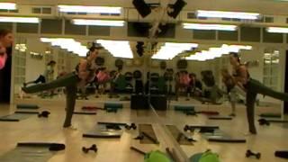 Функциональный тренинг. Обучение фитнес инструкторов SFC