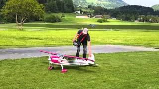 Cessna 195 - Hans Peter