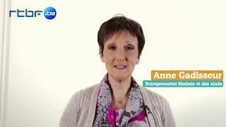 Gambar cover Anne Gadisseur, Fondatrice - coordinatrice (We-Up - Féminin PME)