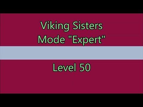 Viking Sisters Level 50 |
