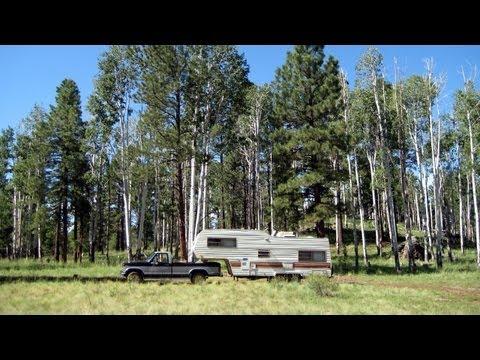 Kendrick Mountain - Flagstaff, Arizona - RV Camping