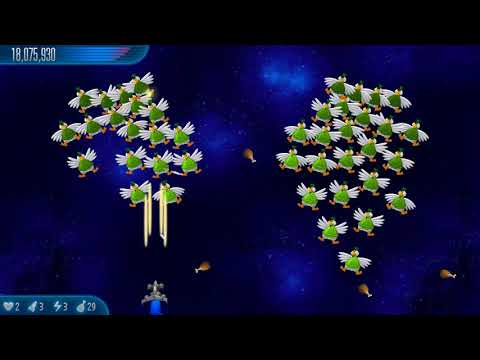 Chicken Invaders 5 Gamplay 20 |