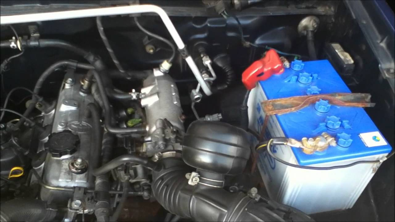 2001 toyota kijang lsx review start up engine and in depth tour rh youtube com toyota 7k engine service manual toyota 7k service manual