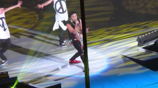KCON 2014 G-Dragon - Crooked (Live Fancam)