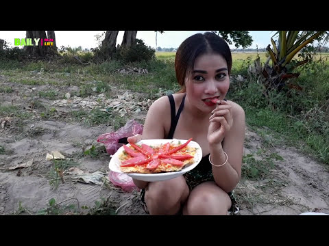 Top 10 Daily Real life viral video village cooking snake and beautiful girl cooking