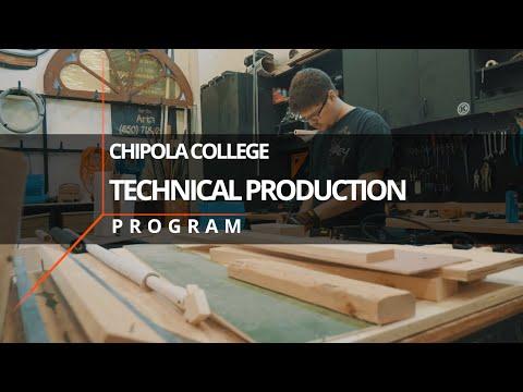 Chipola College Technical Production Program