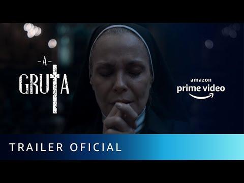 A Gruta | Trailer oficial | Amazon Prime Video