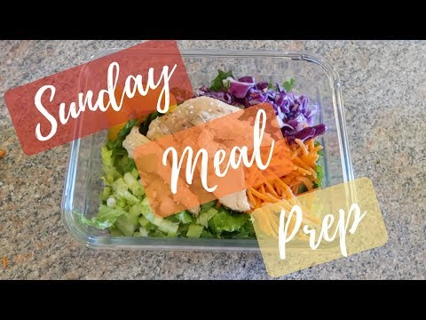 weight-watchers-freestyle-meal-prep-|-egg-mcmuffin-casserole-|-asian-salad|-kung-pao-chicken