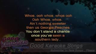 Georgia peaches - lauren alaina (lyrics karaoke) [ goodkaraokesongs.com ]