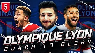 FIFA 19 OLYMPIQUE LYON CAREER MODE CTG #5 -THE LOCKDOWN TO CRILLY IS HAPPENING!!!