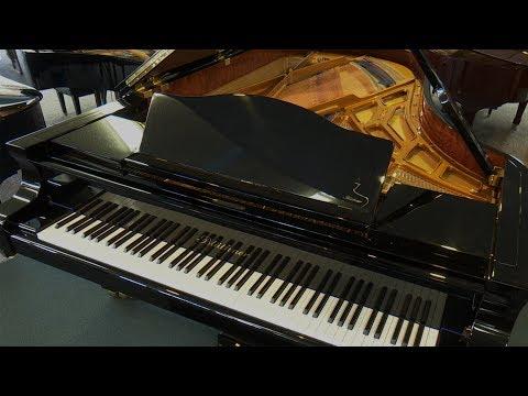 Carpenter's Music World Grand Piano Sale / Adam Hopkins / As Seen On Nevada Business Chronicles