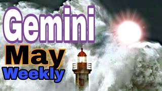 Gemini May2019 MAJOR NEW BEGINNING DIVINE LOVE BLESSINGS NEW FACTORS COME IN CHANGES Tarot Reading