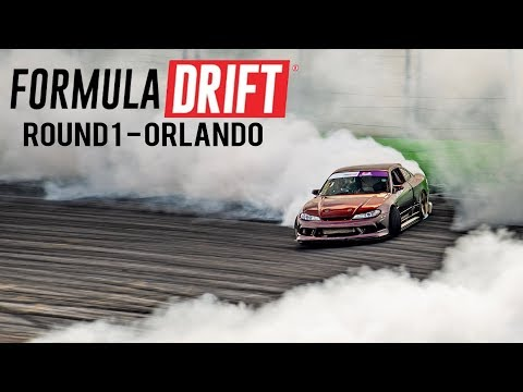 My First Pro-2 Drift Comp: The Orlando OOF