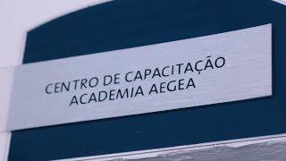 TV Águas - Centro de Capacitação - Academia Aegea