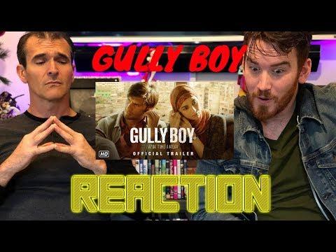 GULLY BOY | Ranveer Singh | Alia Bhatt | TRAILER REACTION!!!