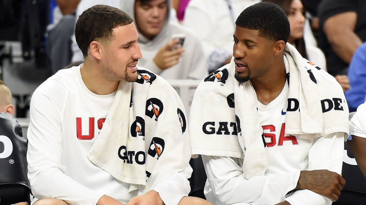 Why Warriors Prefer Klay Thompson Over Paul George