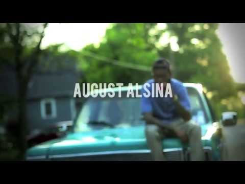 august alsina quotdown right nowquot music video preview