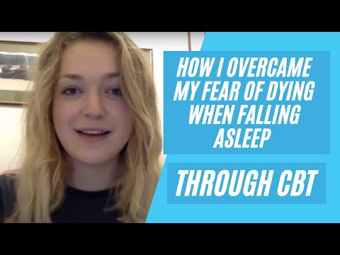 How I overcame my fear of dying while falling asleep using