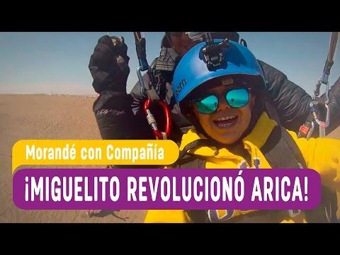 Miguelito revolucionó ¡Arica! - Morandé con Compañía 2016