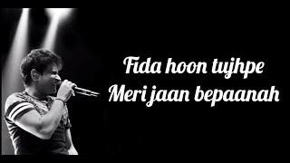 Zara Sa Lyrics | Jannat | KK | Pritam | Sayeed Quadri | Mahesh Bhatt | Emraan Hashmi, Sonal