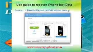 Photo Recovery for iPhone-how to recover deleted photo from iPhone
