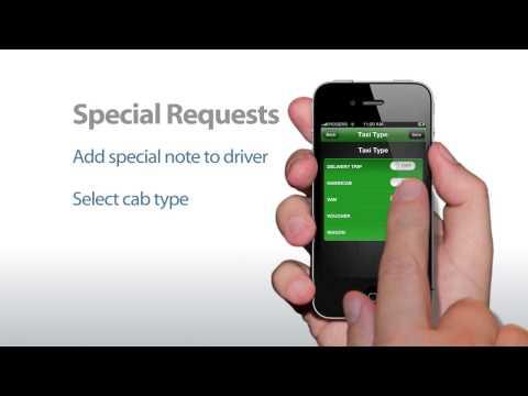 Metro Cab Booking App
