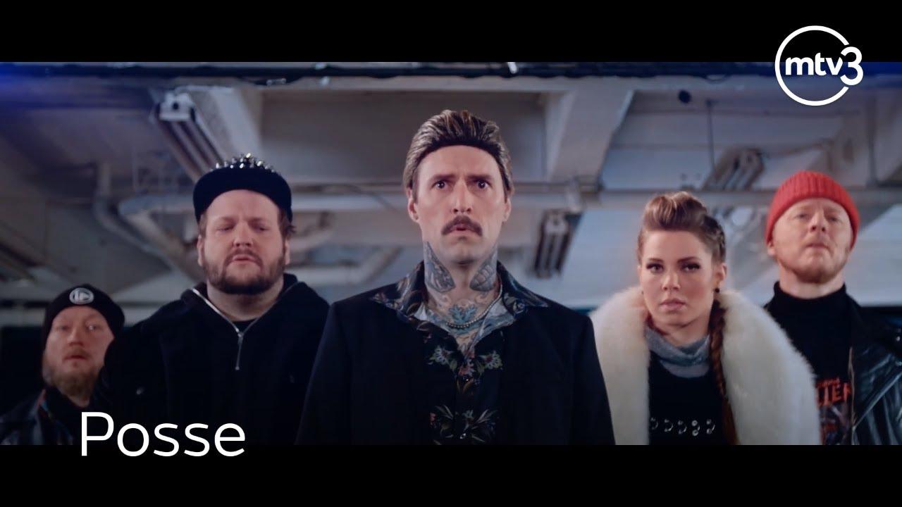 SKIBIDI CHALLENGE POSSE5 MTV3