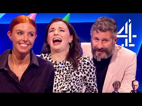 Stacey Dooley & Aisling Bea on Brexit & Prince Charles' Exercise Routine! | The Last Leg
