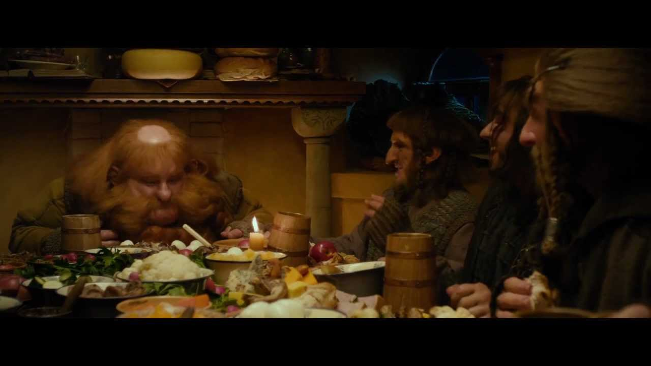 The Hobbit: An Unexpected Journey - Officiële Trailer 2 (Nederlands Ondertiteld)