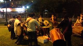 Sikuris 12 de Mayo - Huayño: Tres Rosas - Italaque