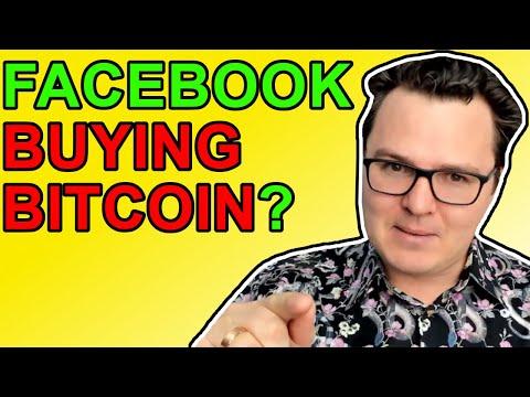 Facebook Declaring Bitcoin Buy On May 26th? [Crypto News 2021]