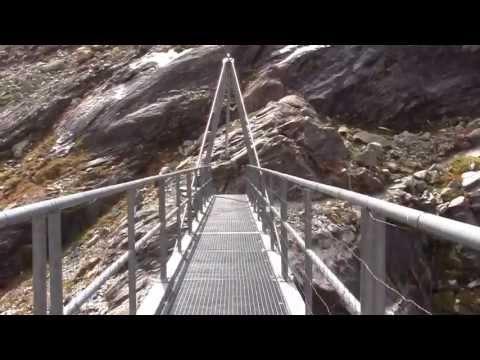 Dam grande dixence - Barrage Grande Dixence - Valais Switzerland - 28.09.2013