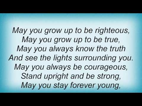 Stoney Larue - Forever Young Lyrics