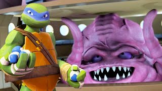 Leo vs Krang - Teenage Mutant Ninja Turtles Legends