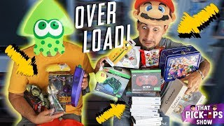 47 video game PICKUPS - COLLECTING everything - That Pick Ups Show
