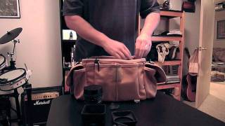 Hasselblad Kit in Domke F-2