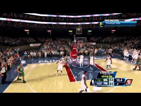Final agónico | NBA 2k14 | PS4