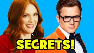 Kingsman The Golden Circle SECRETS & EASTER EGGS
