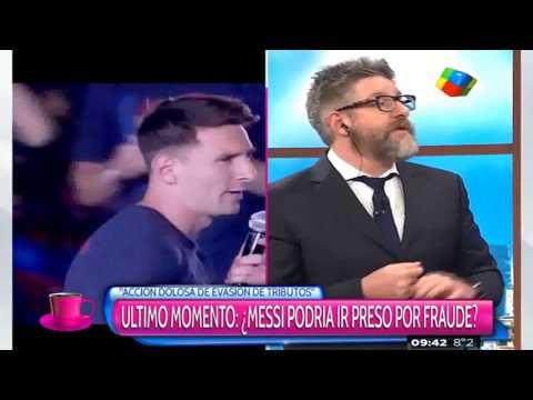 Messi sigue imputado y podría ir preso
