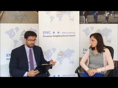 ENC In-Depth: Interview with Tinatin Tsertsvadze on HR in Central Asia