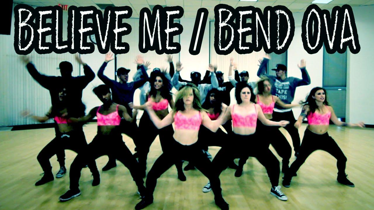 BELIEVE ME / BEND OVA - Drake x Lil Wayne x Tyga x Lil Jon | @MattSteffanina Dance Choreography