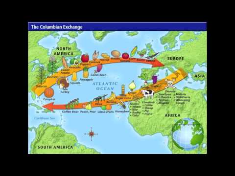 Crash Course: Columbian Exchange