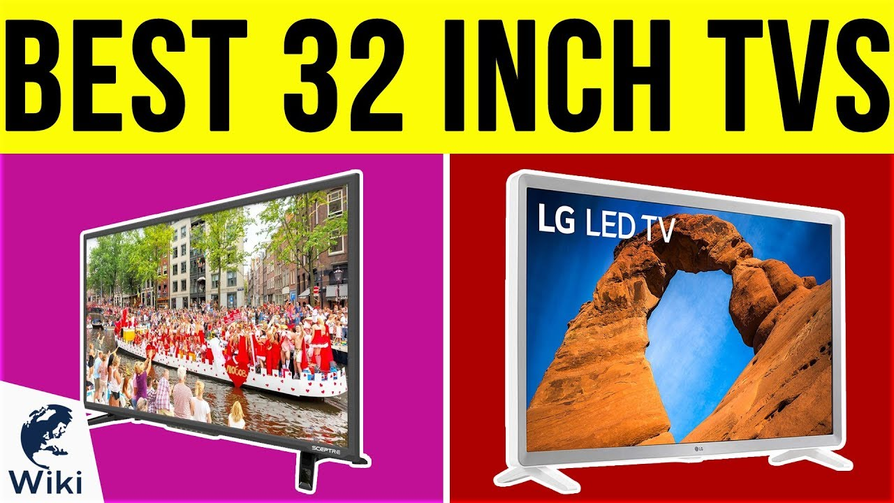 Top 9 32 Inch TVs of 2019 | Video Review