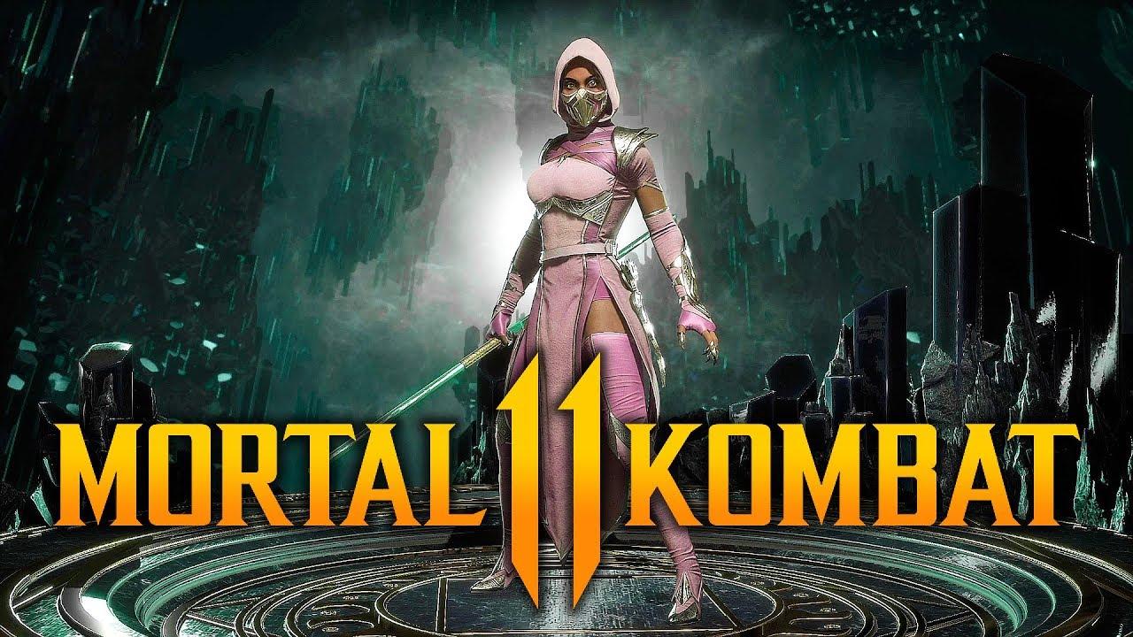 Mortal Kombat 11 Jade Costumes Youtube