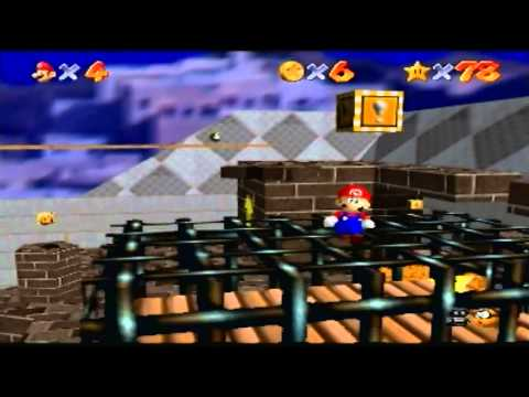 Let's Over-Analyze Super Mario 64! Part 19: The City Underwater