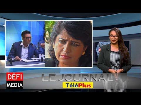 Le Journal Téléplus - Motion de blâme contre la Présidente, Shakeel Mohamed sûr d'avoir du soutien