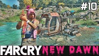 FAR CRY New Dawn Gameplay PL [#10] Mam NAJLEPSZY Helikopter /z Skie