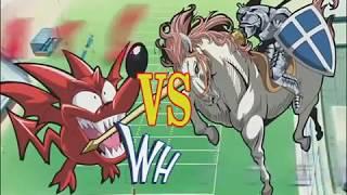 『アイシールド21』 / EYESHIELD 21 #3 : デビルバットvsオジョホワイトナイツ ! Devil Bats vs Ojo White Knights