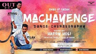 EMIWAY- MACHAYENGE ( DANCE CHOREOGRAPHY ) || Swag Of Sadak