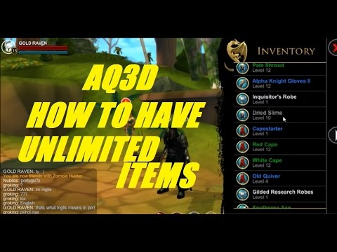 aq3d shadow ingot